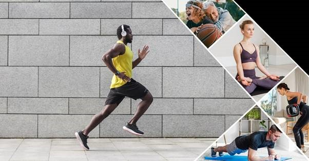 Series of FREE Virtual Masterclasses hosted by Olympians, Prima Ballerinas and Yogi Masters