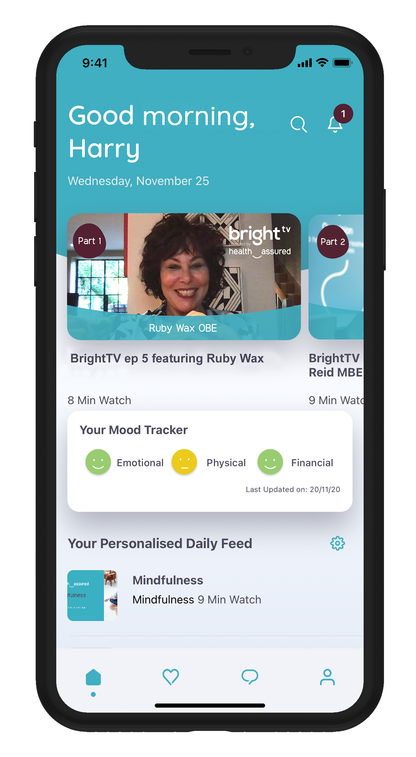 Health Assured to offer free access to mental health and wellbeing app to all NHS workers