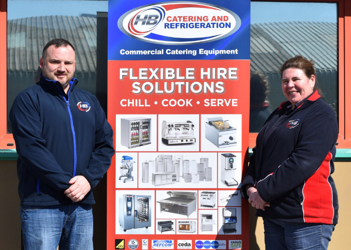 HB Catering and Refrigeration launches new equipment hire offering