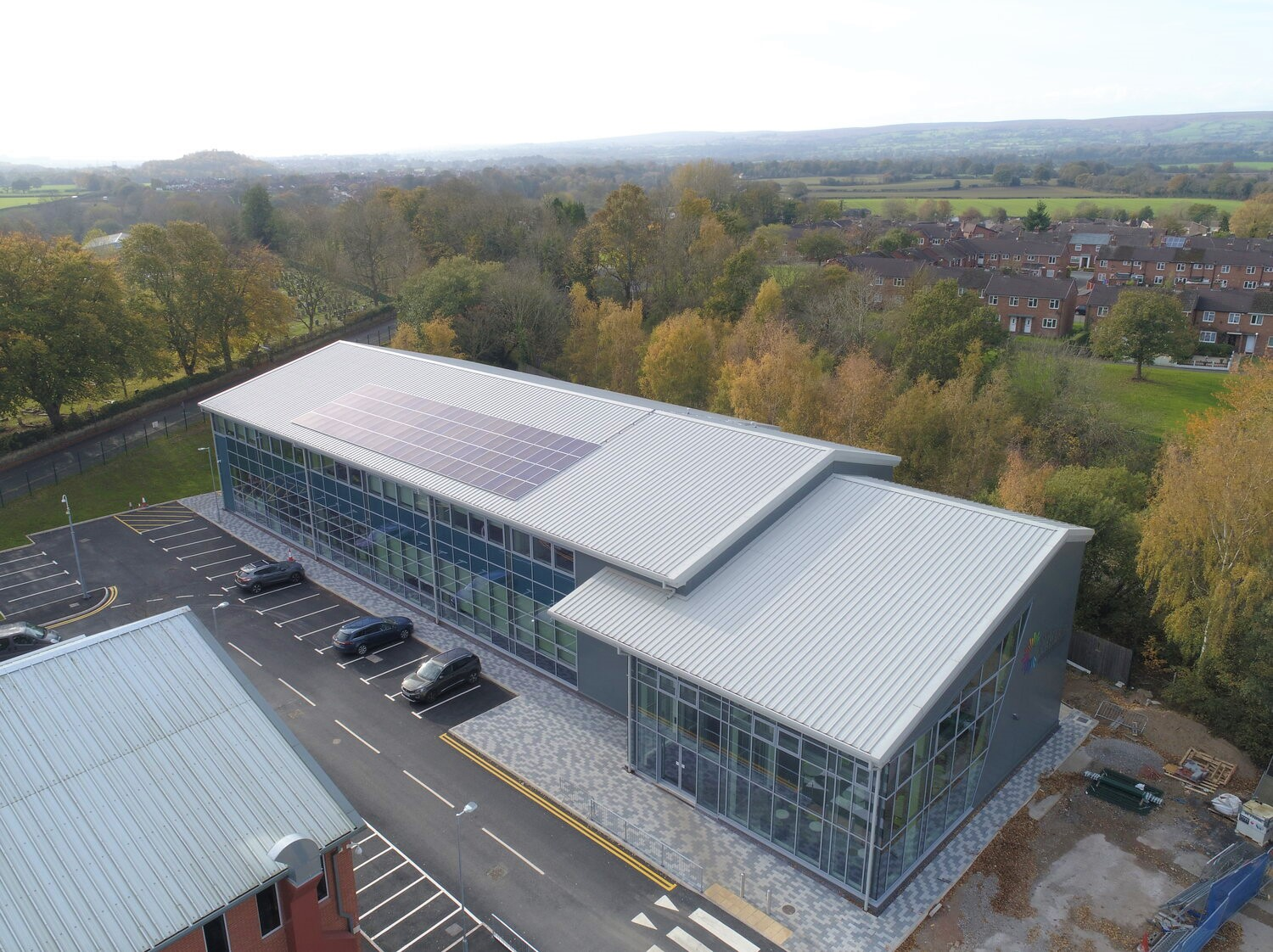 £10m Wrexham engineering and construction college to welcome industry leaders