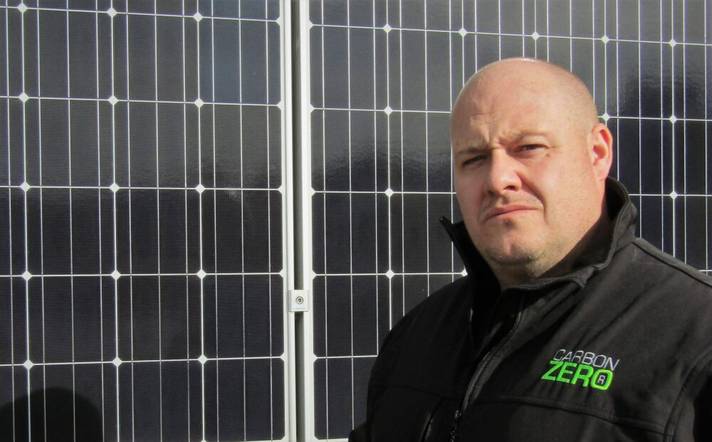 1000% surge in solar orders for Welsh firm amidst energy crisis concerns